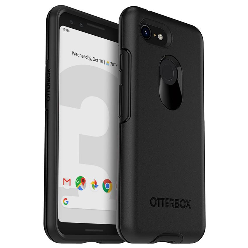 buy popular 32930 b7339 OtterBox Symmetry Case for Google Pixel 3 (Black)